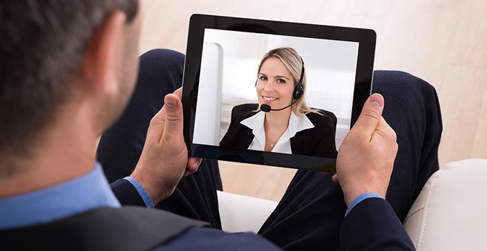 online webcam chatting service